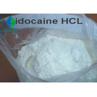 Buy cheap Pain Relief Local Anesthesia Drugs Agents Lidocaine HCL CAS 73-78-9 White Powder from wholesalers