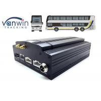 Cheap Vehicle MDVR D1 H.264 HDD 4G GPS 8channel dvr security system wholesale