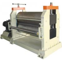 Quality Wooden Grain / Stucco Embosser Metal Embossing Machine Automatic Cutting for sale