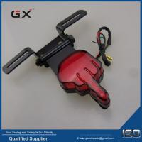 Buy cheap Harley's modified motorcycle middle finger shaped taillight motorcycle cross country street car fuck letter led tailligh from wholesalers