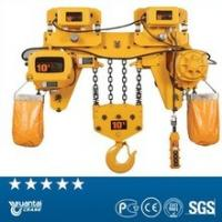 Yuantai On promotion  monorail 10t electric chain hoist for Christmas