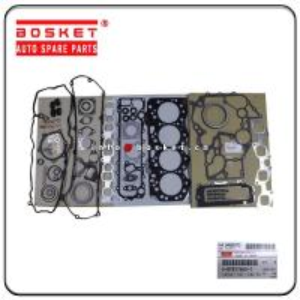 Cheap 5878176451 5878165630 Isuzu Engine Parts / Engine Overhaul Gasket Set 5-87817645-1 5-87816563-0 wholesale
