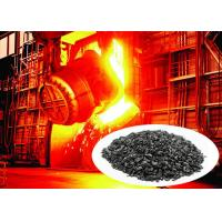 Cheap Black High Hardness Graphite Recarburizer For Steel And Iron Plant Using wholesale