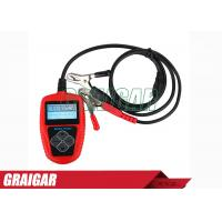 Cheap 12v Vehicle Diagnostic Tools Auto Battery Tester BA101 With Multi Language wholesale