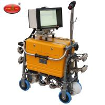 Railway Equipment Railway Digital Ultrasonic Rail Flaw Detector