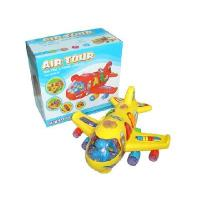 China Battery Operated Plane, Electrical Toy Plane - B/O Toy Plane (H7551001) on sale