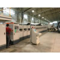 Cheap 50Hz Corrugated Paperboard Production Line , Fully Automatic Corrugated Box Making Machine wholesale
