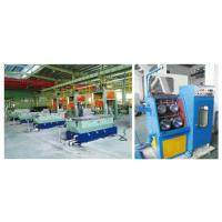 Cheap Industrial Copper Wire Drawing Machinery Electric Touch Screen Control wholesale