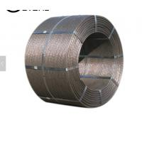 Cheap High Tensile Agricultural Anti Hail System Accessory Galvanized Pc Steel Strand Wire wholesale