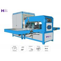 Cheap 1100×1100MM HF PVC Welding Machine , Air Filter Bag HF Welding Equipment wholesale