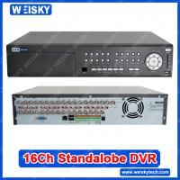 Buy cheap 16CH H.264 Standalone DVR-9616D from wholesalers
