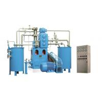 Buy cheap Steel Blue Color 0.01MPa 2 Row 5 Stage Lubricated Nitrogen / Oxygen Compressor Machine from wholesalers