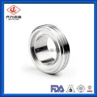 Cheap Male End 15A Sanitary Union Customized Diameter Tri Clamp Pipe Fittings wholesale