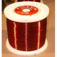 Cheap Inusulated 0.5mm Round Aluminum Enamel Copper Wire for Ballasts, Transformer wholesale
