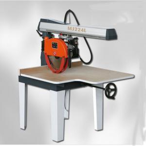 Cheap MJ23 Best price Universal industrial rocker Radial Arm Saw machine wholesale