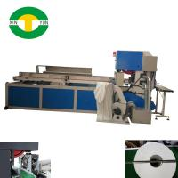 Cheap High speed automatic band saw jumbo toilet paper cutting machine wholesale