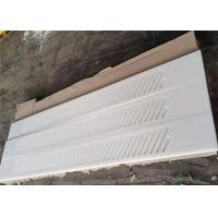 Buy cheap HDPE Suction Box Face Forming Board Paper Machine Parts from wholesalers