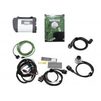 Cheap Mercedes Star Diagnostic Tool MB SD Connect Compact 4 With HDD Software wholesale