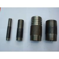 Cheap BSP 1387 Steel pipe nipples wholesale