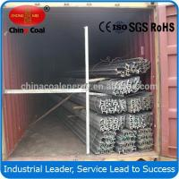 Cheap High quality QU120 Crane Rail ,railway equipment from China Coal Group wholesale