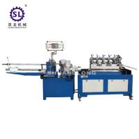 Cheap 2.2KW  straw making machine automatic CNC paper drinking 2 winding head wholesale