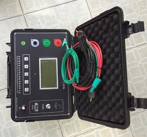 Cheap Megger 5kv Insulation Resistance Tester, Reliable Insulation Resistance Test Equipment wholesale