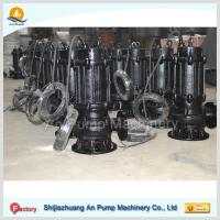 Cheap high pressure electric submersible stainless steel impeller pump wholesale
