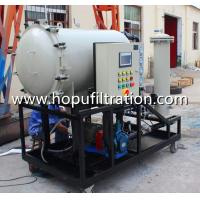 Cheap Heavy Fuel Oil Dehydration Plant, Explosion Proof ship oil treatment machine, Diesel Oil Filter centrifugal oil purifier wholesale