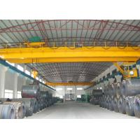 Cheap Double Girder Overhead Hoist Trolley Industrial EOT Crane With Hook wholesale