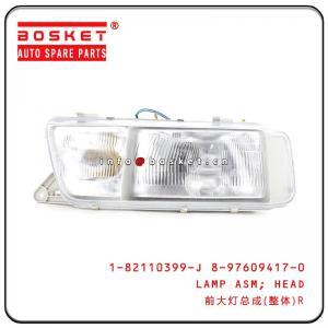 Cheap Head Lamp Assembly For Isuzu CYZ CYH 1-82110399-J 8-97609417-0 182110399J 8976094170 wholesale