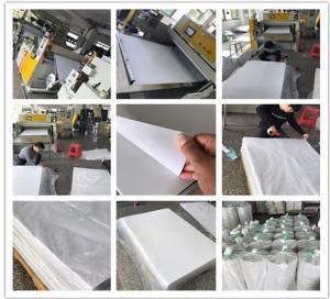 Cheap Thermoplastic Sheet TPU Hot Melt Glue Sheet For Shoe Toe Puff Stiffener wholesale