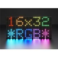 Cheap P3 P4 P5 64 * 32 5G System Adjustable 3528 SMD Full Color LED Display Module Indoor Dot Matrix 32 * 16 wholesale