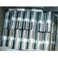 Cheap 1/2-8 galvanized hose nipples wholesale