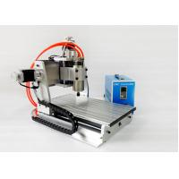 Cheap Precision Mini 800w 3 Axis Desktop 3020 CNC Router Machine Water Cooling wholesale