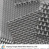 Cheap Architectural Woven Wire Mesh|SS304/316 Wire Fabric for Facade of Building wholesale