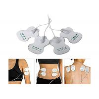 Cheap 4 Pads Digital Therapy Machine , Automatic Health Herald Digital Therapy Pulse Massager wholesale