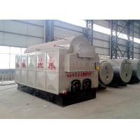 China Food Industrial Biomass Boiler Water Tube Wood Burning Electricity Generator on sale