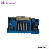 Cheap Champ 14 Pin Centronic PCB Right Angle Female Connector Certified UL wholesale