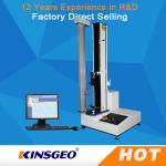 Cheap Panasonic Servo Motor High Accuracy Universal Material Testing Machine With USA Sensor wholesale