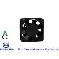 Cheap Waterproof DC Axial Fans 60MM , Blushless Axial Industry Exhaust Fans wholesale