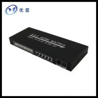 China 4x2 HDMI Matrix Amplifier Switch - Splitter with HIFI Audio for HDTV HDMI matrix switcher on sale