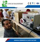 Cheap Lubrification Elastic Tape Making Machine , Twill Tape Making Machine Water Cycle Cooling wholesale