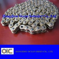 Buy cheap ISO / DIN / ANSI Four Side Punch Motorcycle Chains 420 428 428H 520 530 630 from wholesalers