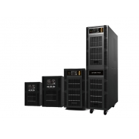 Buy cheap Pure Sine Wave 6KVA 10KVA High Frequency Online UPS LCD Display from wholesalers