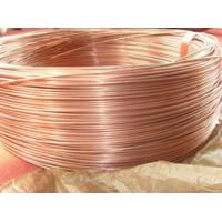 Cheap 10mm, 8mm Round bundy copper coated welded steel tubes for condenser, evaporator wholesale