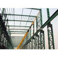 Cheap ASTM A36 A992 Agricultural Steel Building With Corrosion Resistant Paint wholesale