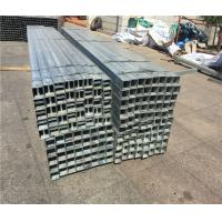 Cheap Stable Performance Galvanized Steel Tubing Square Sign Post Easy Installation wholesale