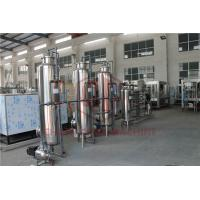 China Portable Mineral Water Purification Machine , Reverse Osmosis Treatment Machine on sale