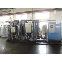 Quality NP-C-500-595 99.9995% Nitrogen Gas Generator Psa Nitrogen Generation for Chemical for sale