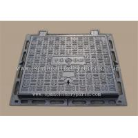 Cheap Foundry Price Sand Casted OEM Triangular Grey Cast Iron Manhole Cover Price wholesale